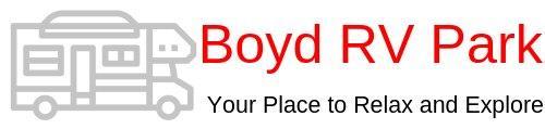 Logo for Boyd RV Park