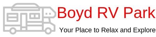 Logo for Boyd RV Park